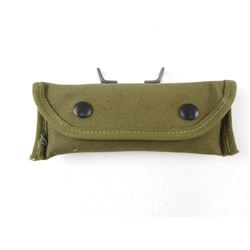 MILITARY CASE, CARRYING POUCH WITH CLEANING TOOLS