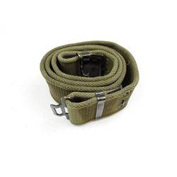 CANADIAN MILITARY CANVAS BELT