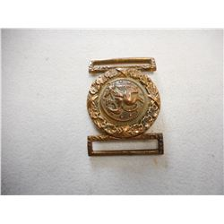 WWI/II U.S. NAVY OFFICER'S BELT BUCKLE