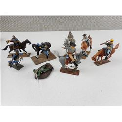 CALVARY/MILITARY COLLECTABLE MINITURES