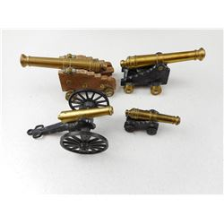 REPRODUCTION CANNONS