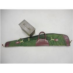 AMMO TIN & SOFT RIFLE CASE
