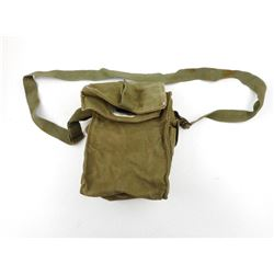 CANADIAN MILITARY RESPIRATOR BAG