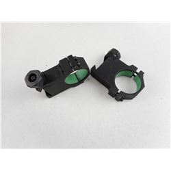 TACTICAL 30 MM SCOPE RINGS