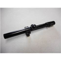 BUSHNELL 4X CUSTOM 22 SCOPE