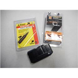 .243 CALIBER MAGAZINE & ACCESSORIES