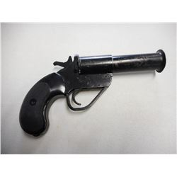 BRITISH WWI/II WEBLEY FLARE GUN