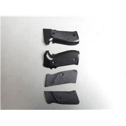 ASSORTED HANDGUN GRIPS