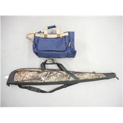 RIFLE CASE & DUFFLE BAG
