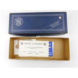 EMPTY S&W 357 COMBAT MAGNUM BOX