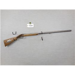 UNKNOWN    , MUZZLE LOADER  , 16GA PERC  , MISSING THE LOCK AND TRIGGER ASSEMBLY, HAS A PATCHBOX, ST