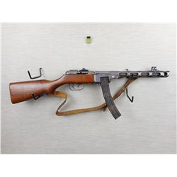 SHPAGIN , MODEL: PPSH41 , CALIBER: 7.62MM TOKAREV