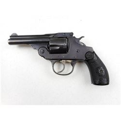 IVER JOHNSON , MODEL: SAFETY HAMMER AUTOMATIC THIRD MODEL , CALIBER: 38 S&W