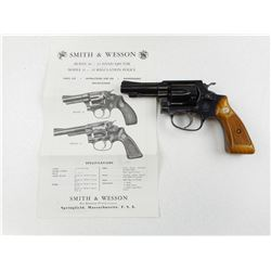 SMITH & WESSON , MODEL: 31-1 , CALIBER: 32 S&W LONG