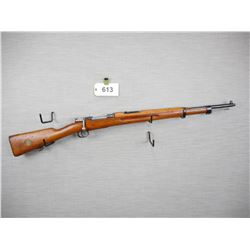 WWI ERA, MAUSER  , MODEL: 1896 , CALIBER: 6.5 X 55 SWEDISH MAUSER