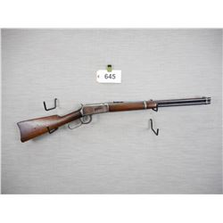 WINCHESTER , MODEL: 1894 SADDLE RING CARBINE  , CALIBER: 32-40 WIN