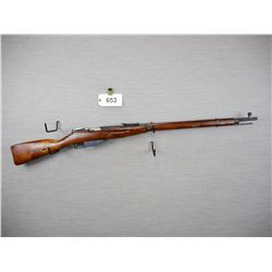 WWII ERA, MOSIN NAGANT , MODEL: 1891/30 , CALIBER: 7.62 X 54R