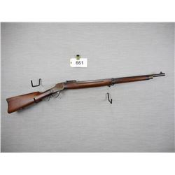 WINCHESTER , MODEL: 1885 MUSKET  , CALIBER: 22LR
