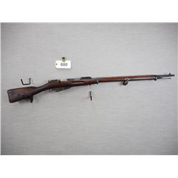 WWI ERA, MOISIN NAGANT  , MODEL: 91 , CALIBER: 7.62 X 54R