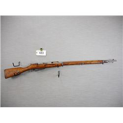 MOISIN NAGANT  , MODEL: 1891 , CALIBER: 7.62 X 54R