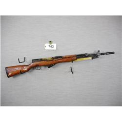 SIMINOV  , MODEL: M59 SKS , CALIBER: 7.62 X 39