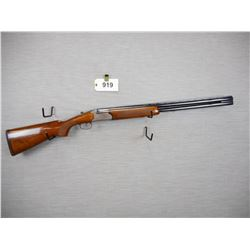 ANGELO ZOLI , MODEL: OVER UNDER SHOTGUN  , CALIBER: 12GA X 3""