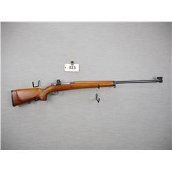 MAUSER, MODEL: CG63 TARGET RIFLE , CALIBER 6.5 X 55 SWEDISH MAUSER