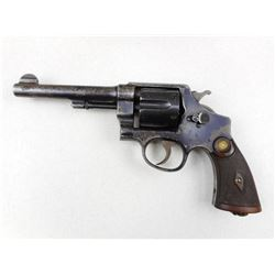 SMITH & WESSON , MODEL: HAND EJECTOR 45 MODEL 1917 , CALIBER: 45 COLT