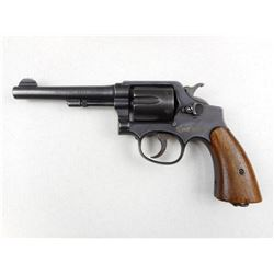 SMITH & WESSON , MODEL: HAND EJECTOR MILITARY & POLICE 38 VICTORY MODEL , CALIBER: 38 S&W