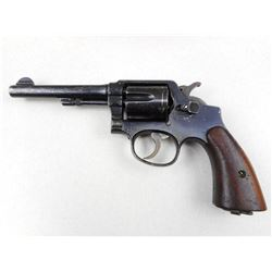SMITH & WESSON , MODEL: HAND EJECTOR 38 MILITARY & POLICE  MOD. 3 OF 1905 CHANGE 4 , CALIBER: 38 S&W