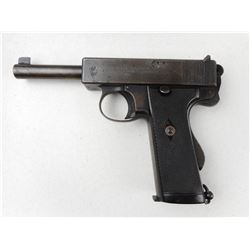 "VERY RARE, WWI ERA, WEBLEY & SCOTT , MODEL: MARK 1 ""N""  , CALIBER: 455 AUTO"