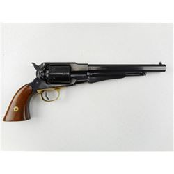 ARMY SAN PAOLO , MODEL: REMINGTON NEW MODEL ARMY REPRODUCTION  , CALIBER: 44 CAL PERC