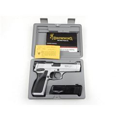 BROWNING  , MODEL: BDM , CALIBER: 9MM LUGER