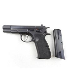 CZ , MODEL: CZ75 , CALIBER: 9MM LUGER