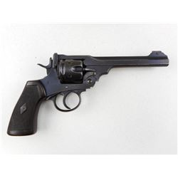 WWI ERA, WEBLEY , MODEL: MARK VI 1918 , CALIBER: 455 REV