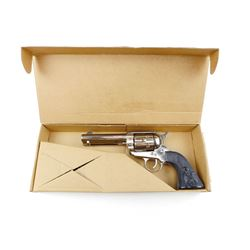 PIETTA , MODEL: COLT 1873 SINGLE ACTION ARMY REPRODUCTION , CALIBER: 357 MAGNUM
