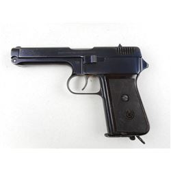 CZ , MODEL: 38 , CALIBER: 9MM BROWNING SHORT