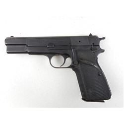 BROWNING  , MODEL: HIGH POWER , CALIBER: 9MM LUGER
