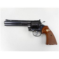 RARE DISCONTINUED MODEL IN BEAUTIFUL CONDITION, COLT , MODEL: PYTHON , CALIBER: 357 MAGNUM