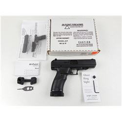 HI POINT , MODEL: JCP , CALIBER: 40 S&W