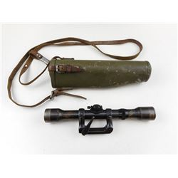 SWEDISH MAUSER SNIPER SCOPE