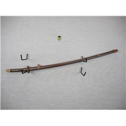 JAPANESE WWII SWORD WITH SCABBARD