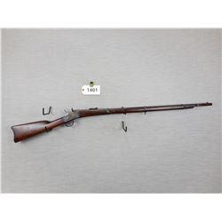 REMINGTON 	1867 SWEDISH/NORWEGIAN INFANTRY RIFLE, CALIBER: 12.17 X 44REM CENTER FIRE