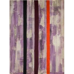 American Abstract OOC Signed Barnett Newman