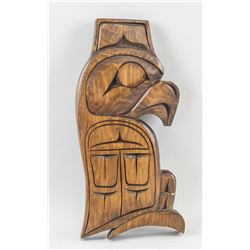 EDDIE CAMPBELL Canadian First Nation Wood