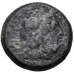 246-180 BC Ptolemaic Kings of Egypt Dichalkon
