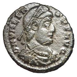 364-378 Roman Empire Valens Follis Bronze Coin