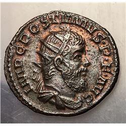 260-269 Roman Empire Postumus Bronze Antoninianus