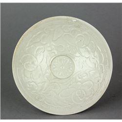 Chinese Song/Yuan Dingyao Porcelain Bowl