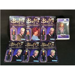 LOT OF VARIOUS BUFFY THE VAMPIRE SLAYER FIGURINES